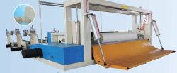 Rollo industrial de alta velocidad de Corte y rebobinado de la máquina para rollo de papel tejido