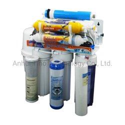 Commerce de gros 7 Filtre à eau potable étape RO Changement facile purificateur d'eau cartouche filtrante pour utilisation à domicile