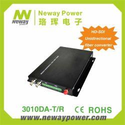 HD Sdi 광섬유 변환기