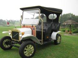 فريدة تصميم شعبيّة [أك موتور] [5كو] لعبة غولف كلاسيكيّة كهربائيّة عربة صغيرة عربة