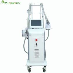 Ultraschall-Energien-Hohlraumbildung HF-V9 Velashape, welche die Schwingung-Maschinen-Infrarotkarosserie abnimmt Massager abnimmt