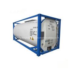 Faible prix T11 T14 SUS316L liquide Stockage Chemial 20FT ISO Conteneur de réservoir