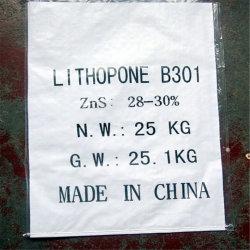 30 % Lithopone B311 B301 avec un bon prix d'usine blancheur