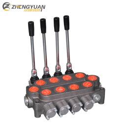 80 لوفي الدقيقة صمام التحكم الاتجاهي الهيدروليكي ZT-L20 للآليات الزراعية