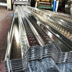 Strato d'acciaio ondulato di Decking del metallo per la Camera della struttura d'acciaio