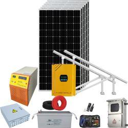Bomba de agua de la Energía Solar System 5HP con sistema solar