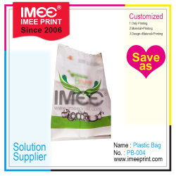Imee LDPE personalizado PP PE PVC Film OPP bolsa de embalaje de plástico para sandwiches