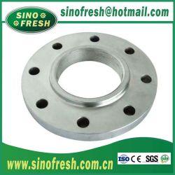 Forjada A105 Wn/modo ANSI B16,5 150#/300# Aço Carbono/Flange de Aço Inoxidável