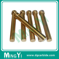 La norme DIN 9861 D Punch droites de nitrure de broche de l'éjecteur