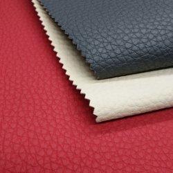 Grabado de PU de imitación de cuero sintético artificiales para el asiento del coche, zapatos, el equipaje, muebles