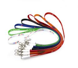 주문 로고로 USB 케이블 방아끈을 비용을 부과하는 이동 전화