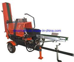 20ton de nieuwe Splitser van het Logboek van de Motor van de Bewerker van het Brandhout van de Benzine van Ce Hydraulische Snelle Bos