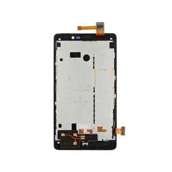 Сенсорный экран для сотового телефона Nokia Лумия 820 ЖК-дисплей