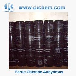 Alta pureza anhidro de cloruro férrico Fecl3 para el tratamiento de agua