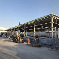 Estrutura de aço pré-fabricados de largo espectro Pre-Engineered da estrutura metálica do prédio comercial