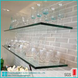 4mm 5mm 6mm 8mm Glass Bar Cristal estante