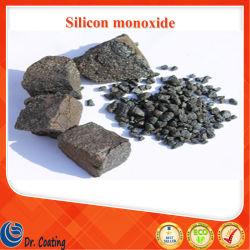 99,99% высокой чистоты агломерационного производства гранул кремния окись углерода (SiO)