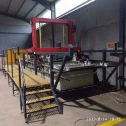 De halfautomatische Lijn van de Apparatuur van het Plateren van het Vat voor de Toebehoren van de Machine van het Ijzer