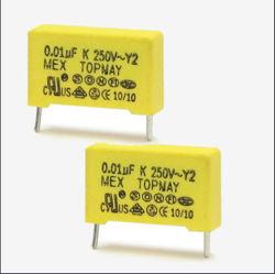 MKP X2 310VCA Tmcf condensateurs à film19