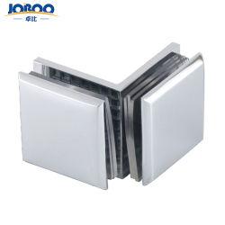 シャワーの小屋の浴室の工場価格のガラスサポートクランプガラスドアクランプをカスタマイズしなさい