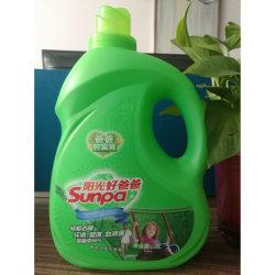Detergent Vloeistof van de Wasserij van het Gebruik van de Baby van de Zorg van de huid de Vloeibare Detergent/