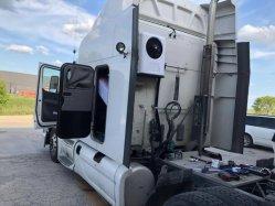 100% eléctrico do condicionador de ar de cabine da máquina 12V 24V DC