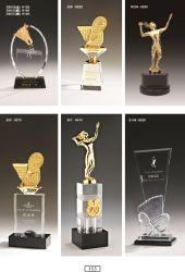 Prodotti caldi - trofeo di cristallo del premio di volano