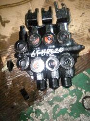 유압 파일럿 점검 컨트롤 밸브 구성 요소