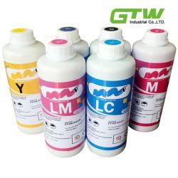 Горячая продажа чернил с термической возгонкой красителя в 4 цвета для Epson /Mimaki/Rahal/Roland Berger Strategy Consultants