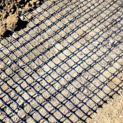 도로 공사 벽을%s 물자 Geogrid 토양 증강