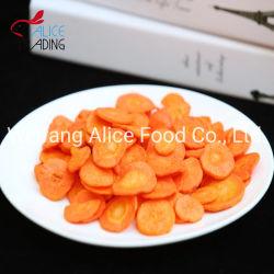 El mejor precio saludable bocadillo de verduras fritas vacío los chips de zanahoria