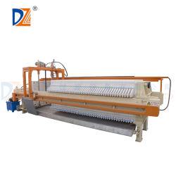 De Pers van de Filter van de Verwerking van het Water van het Afval van de Installatie van de Verwerking van het bentoniet