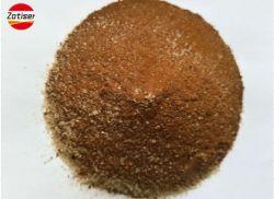 Jaune brunâtre acide humique engrais hydrosolubles adapté pour la croissance des cultures (10-0-15)
