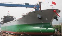 A construção de novos navios de contentores para navio de carga