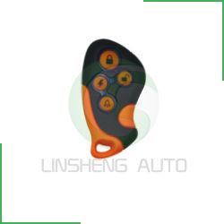 Alarme de moto com revestimento impermeável a utilizadores remotos