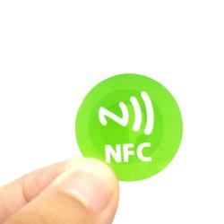 Anlagegut, das Marken-Aufkleber der Lösungs-RFID mit NXP klassischem Chip 1K/4K aufspürt