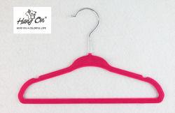 Fluweel, fluwelen kleding Hangers