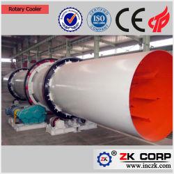 Grânulos de fertilizante NPK refrigerador de tambor rotativo