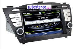 Аудиосистема с блоком навигации GPS для Hyundai IX35 таксон (ZW - Hyundai-109)