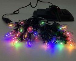 Рождество светодиодные лампы накаливания для украшения 3W 5V