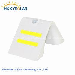 IP65 imprägniern intelligente Solar-LED-Wand-Plastiklampe