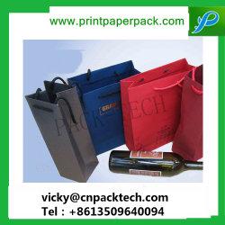 E-Commerce de l'emballage du papier de soie de marque de sac sac cadeau sac d'Emballage de cadeau de Noël