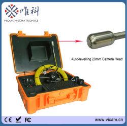 """Nieuw Product 8 """" Camera van kabeltelevisie van het Mangat van de Camera van de Inspectie van de Pijp Drian van het Systeem van de Camera van de Veiligheid van het Toezicht van de Monitor de Ondergrondse"""