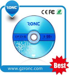 2018 de Prijs 1-16X 4.7GB Leeg dvd-r van de fabriek