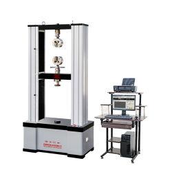 Universalsprung-Gummiplastikdehnfestigkeit-Prüfungs-Maschine des Computer-50kn (WDW-50)
