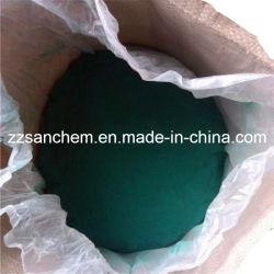 Produits chimiques en cuir 33 % de la basicité de chrome (III) de base de sulfate