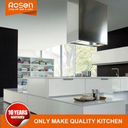 Современный стиль меламина краски фанера лаком кухонным шкафом устанавливает