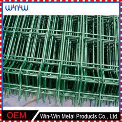 O melhor rede de fio galvanizada do aço inoxidável da cerca do jardim dos preços engranzamento quadrado para a venda