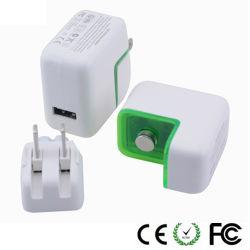 10W 2100mAh emissores de adaptador de alimentação USB carregador de telefone celular para celular& Tablet PC