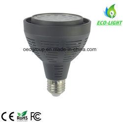 20W 25W com foco LED Par30 Sylvania para Cdm-T Substituir G12 PAR LED30 Dimerizável para 70W G12 Lâmpada de substituição